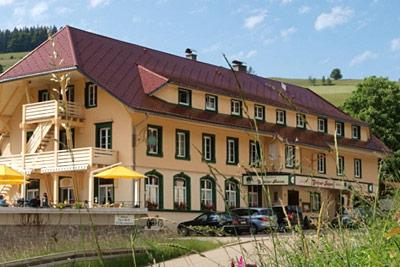 Vital-Hotel Grüner Baum