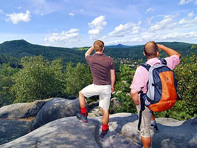 Oberlausitzer Bergweg – Wandern ohne Gepäck