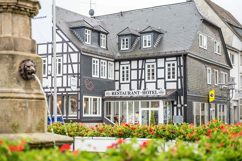 Hotel-Restaurant Starke