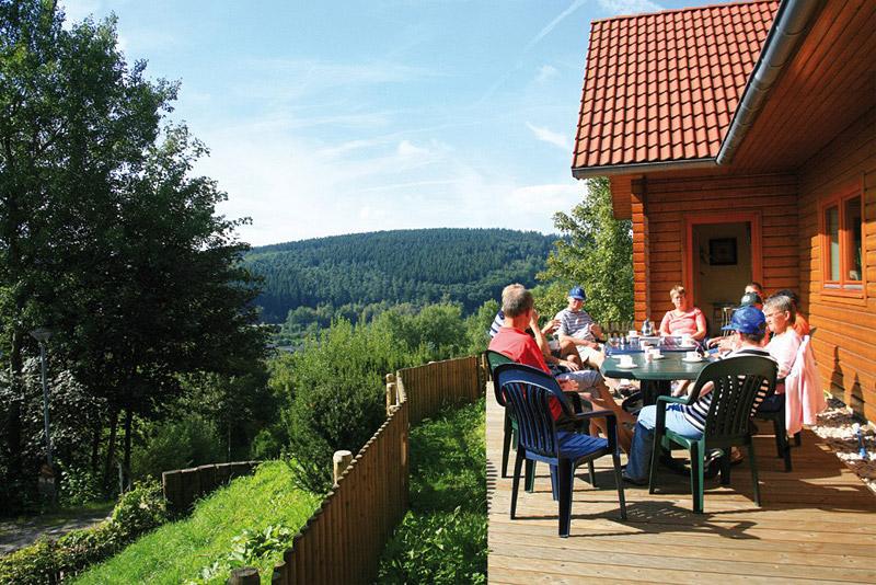 Eifelpark Kronenburger See