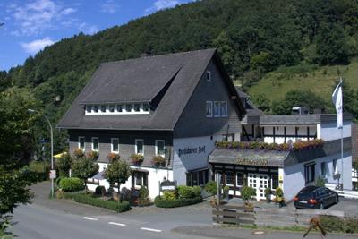 Hotel Holländer Hof