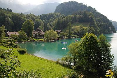 Bildschöne Seen im Salzkammergut