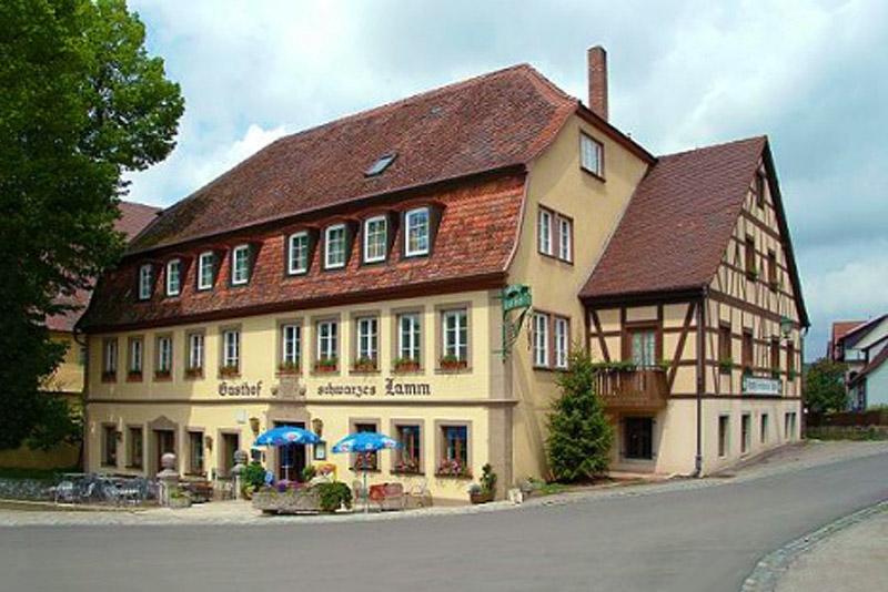 Gasthof Schwarzes Lamm