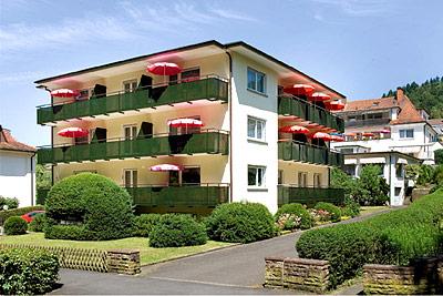 Hotel Garni - Ferienwohnungen Margarethenhof
