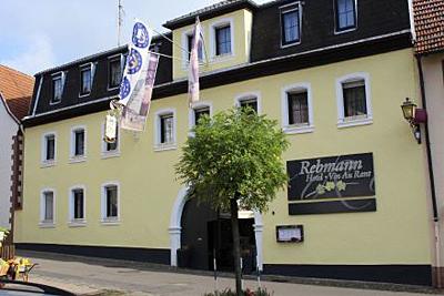 Hotel-Restaurant Rebmann