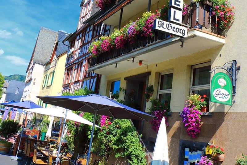 Hotel-Weinhaus St. Georg