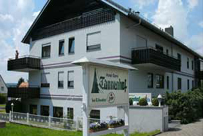 Garni-Hotel Tannenhof