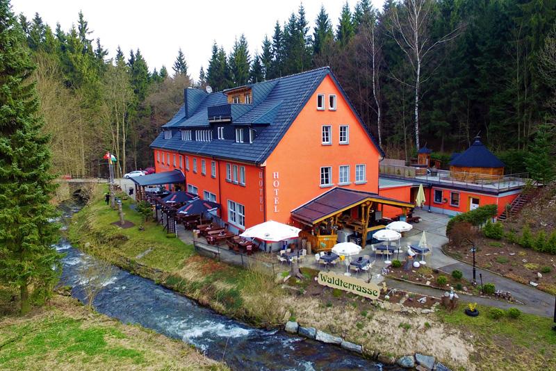Hotel Fichtenhäusel am Pöhlagrund