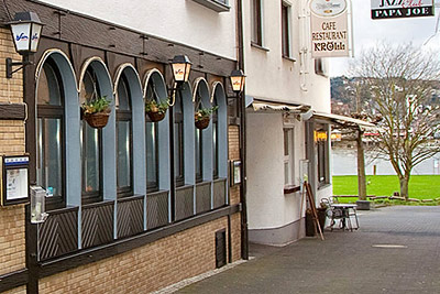 Pension zur Rheinschanz