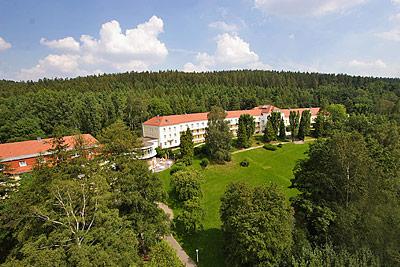 "Hotel ""Am Burgholz"""