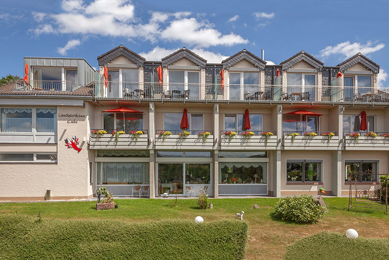 Flair Hotel Landgasthaus Krebs ***