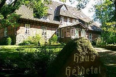 Pension Haus Heidetal