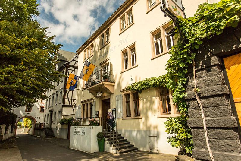 Hotel Leyscher Hof am Zolltor