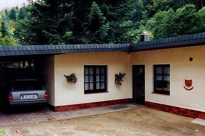 Ferienhaus Bode-Insel-Haus