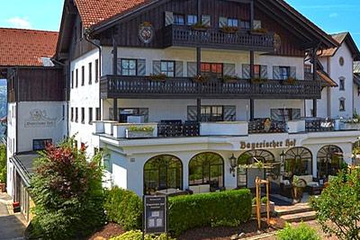 Bayerischer Hof - Kur- und Sporthotel