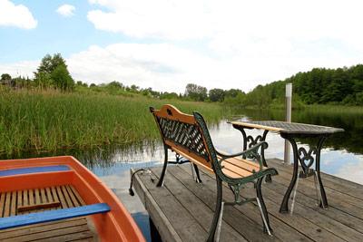 Ferienwohnungen, Kanu- & Bootsverleih