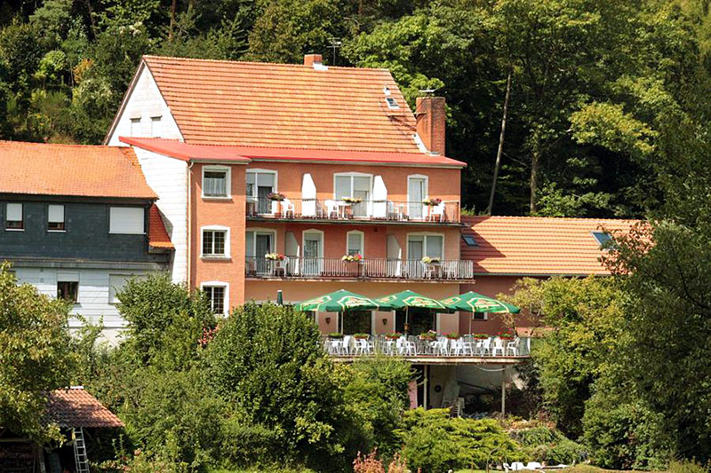 Gasthof-Pension Zum Rodenstein