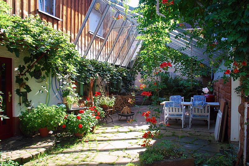 Ferienwohnungen Blaues Haus und Ferienhaus »Neckar 40«