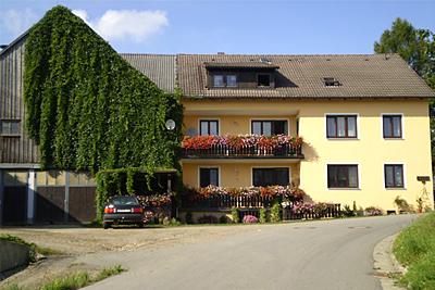Bauernhof-Pension Bäumler-Schnupfhagn