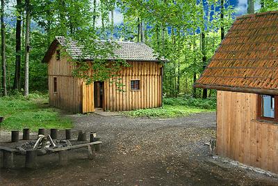 Waldhütten Schwungstein I + II