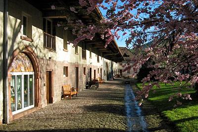 Gästehaus Abtei Lichtenthal