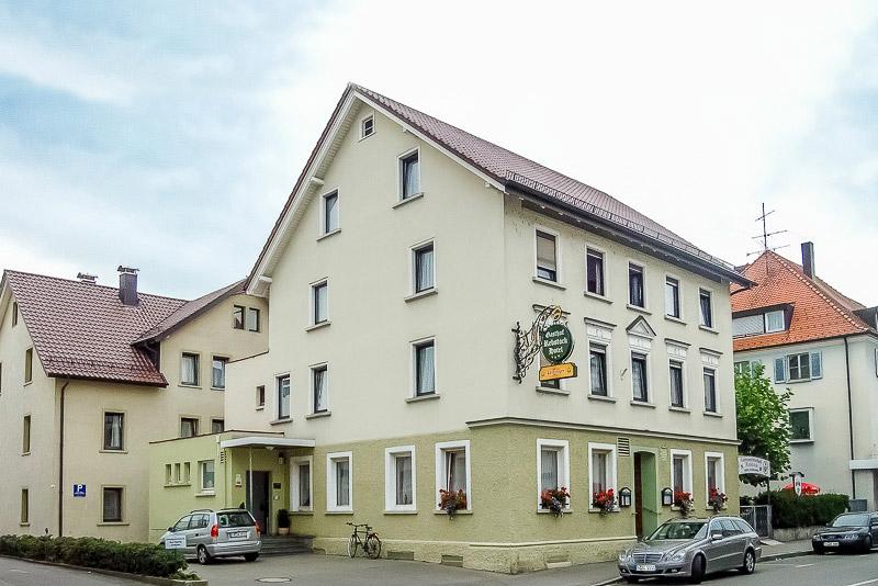 Gasthof Rebstock