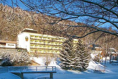 Hotel Schwarzbachtal