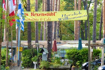 Märchencampingplatz Zesch und Gaststätte Zum Hexenstübel