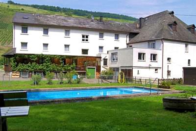 Hotel-Restaurant Dampfmühle