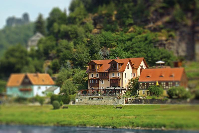 Ferienwohnungen Destillerie Geist von Rathen