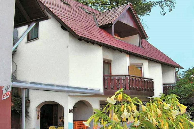 Gästehaus Pension Eckenfels