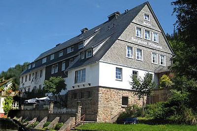 Hotel Garni Berghaus Püttmann