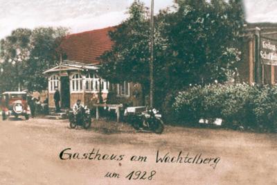 Gasthaus & Pension Am Wachtelberg