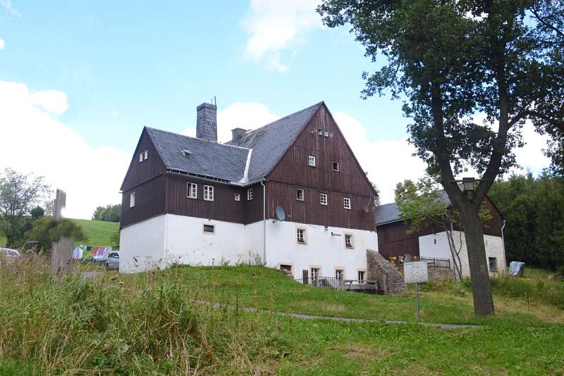 Pension Weicheltmühle
