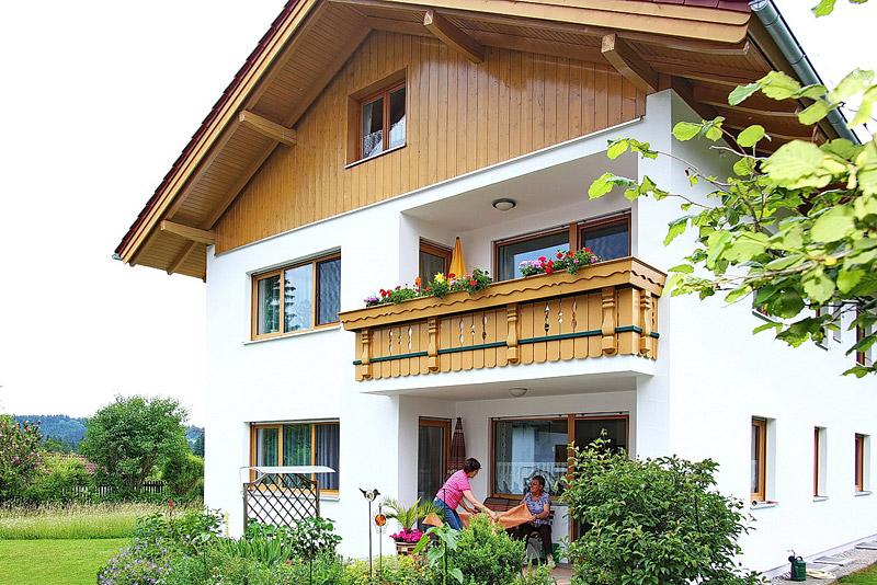 Ferienwohnung Haus Schmölz