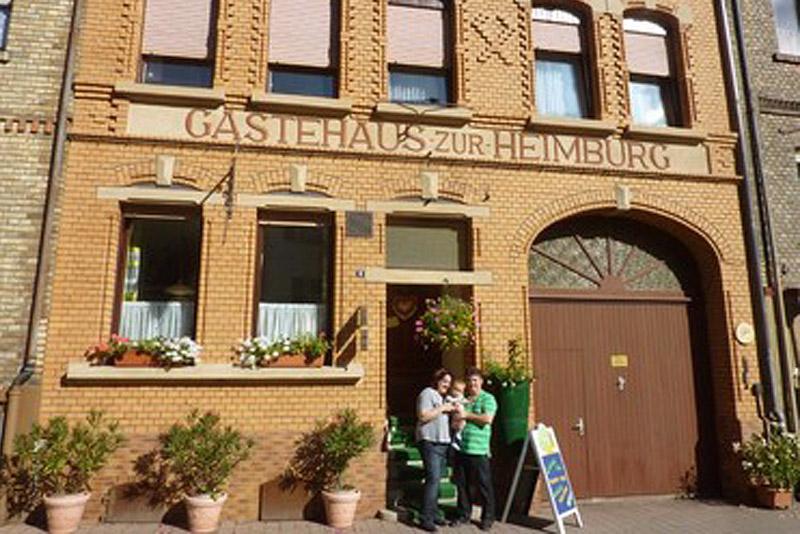 Gästehaus zur Heimburg