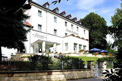 Hotel garni Haus Hufeland