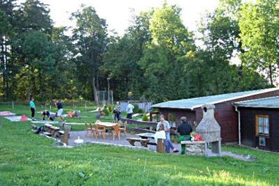 Sporthütten am Alten Forsthaus