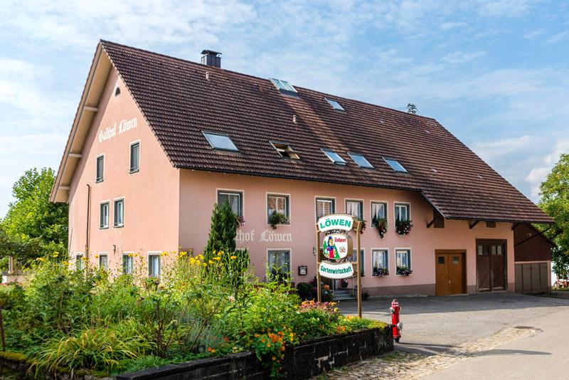 Landgasthof und Hotel Löwen