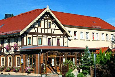 Landgasthof & Pension Weißer Stein