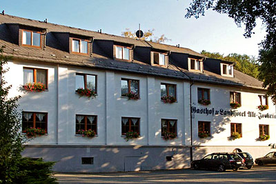 Landhotel & Gasthof Alt-Jocketa
