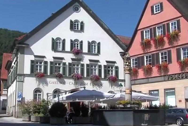 Hotel Cafe Zum Löwen
