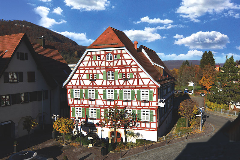 Altes Pfarrhaus Hotel & Restaurant
