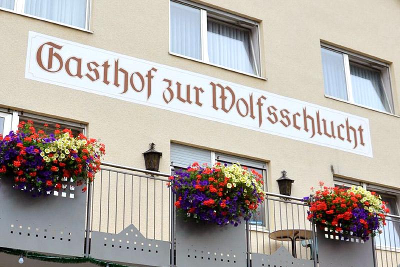 Gasthof Zur Wolfsschlucht