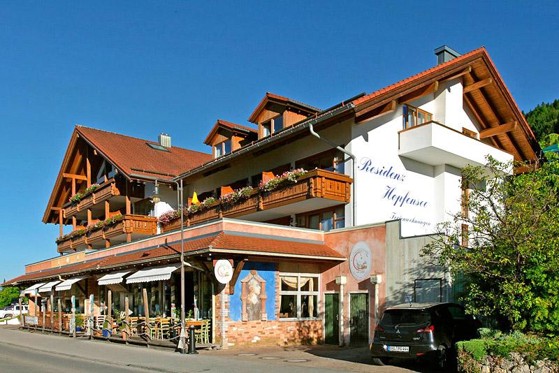 Aparthotel Residenz Hopfensee