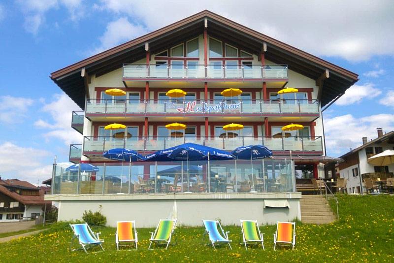 Sport-Hotel Hochpasshaus am Iseler
