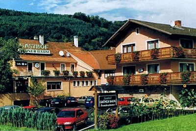 Hotel-Restaurant Grüner Baum