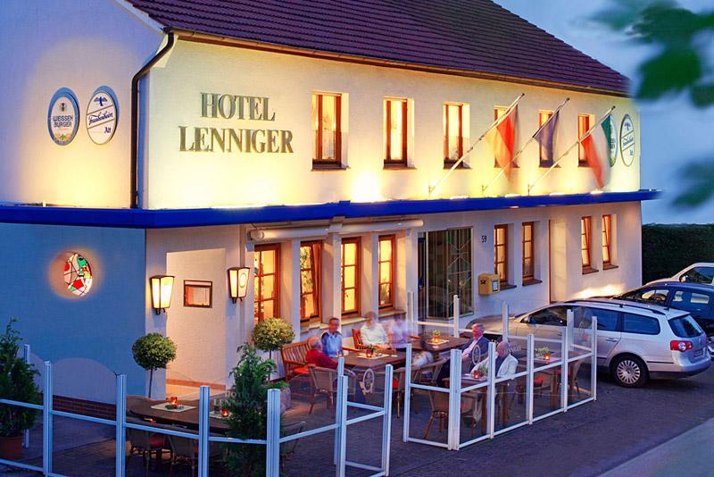 Hotel-Restaurant Lenniger