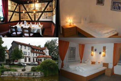 Hotel-Landgasthof Krone