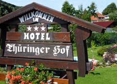 Rennsteig Top-Hotel
